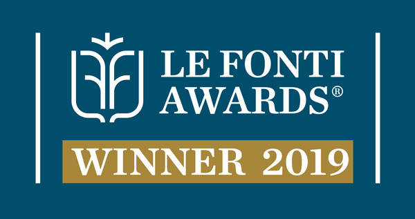 Le Fonti Awards Winner 2019